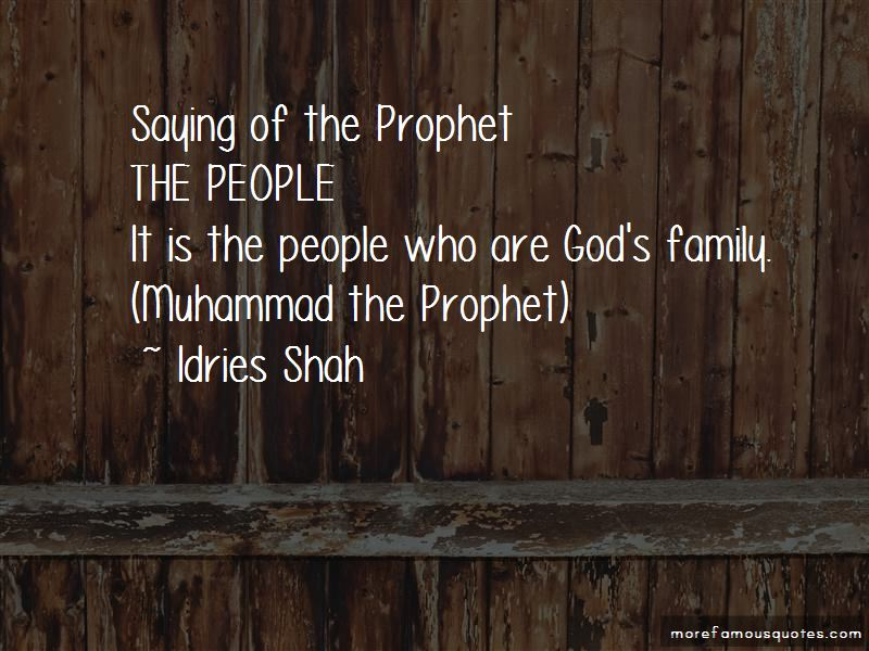 Quotes About Muhammad The Prophet