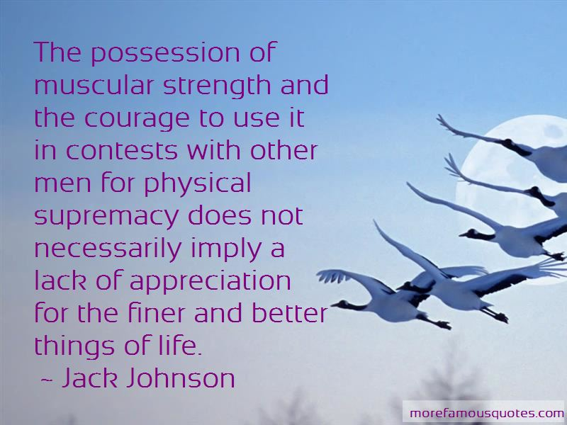 Quotes About Muscular Strength