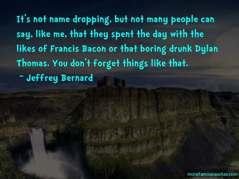 Name Dropping Quotes Pictures 2