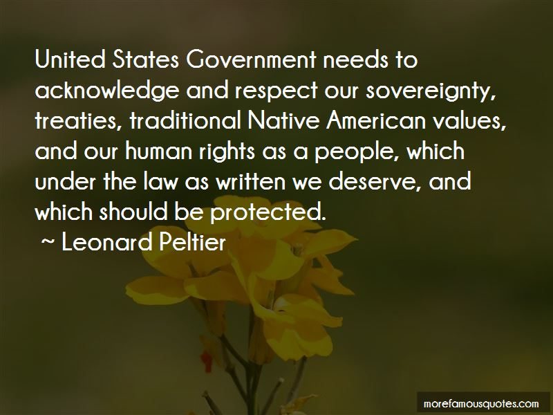 Native American Rights Quotes Pictures 4
