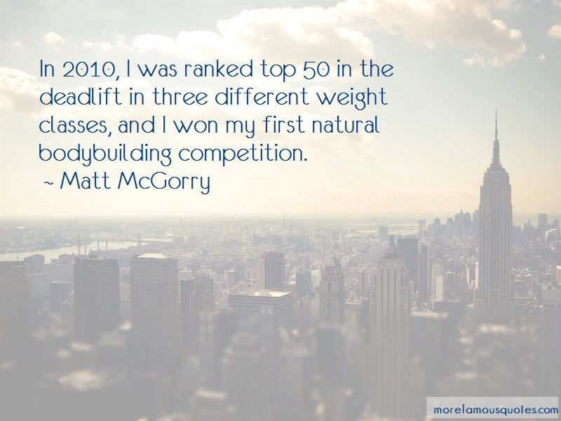 Quotes About Natural Bodybuilding