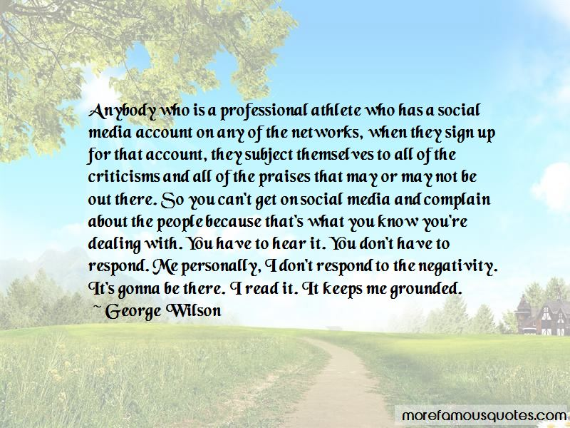 Quotes About Negativity Of Social Media