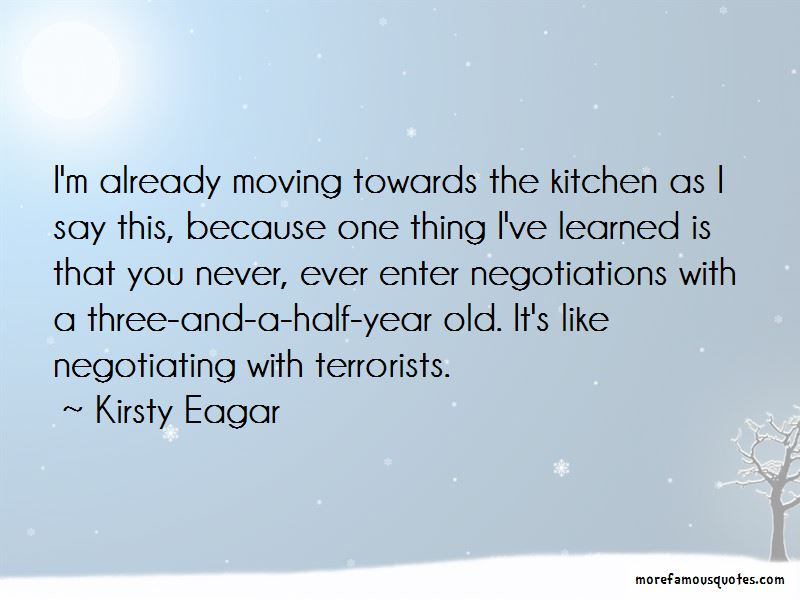 Quotes About Negotiating With Terrorists