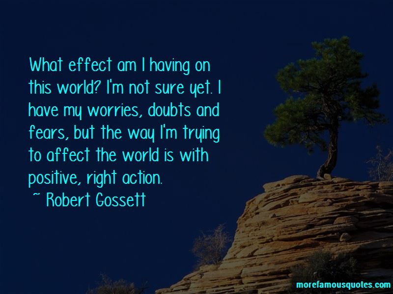 Quotes About Not Having Doubts