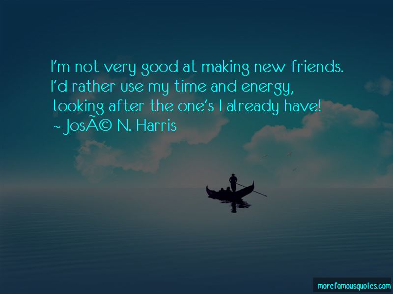 Not Making Time For Friends Quotes Pictures 3