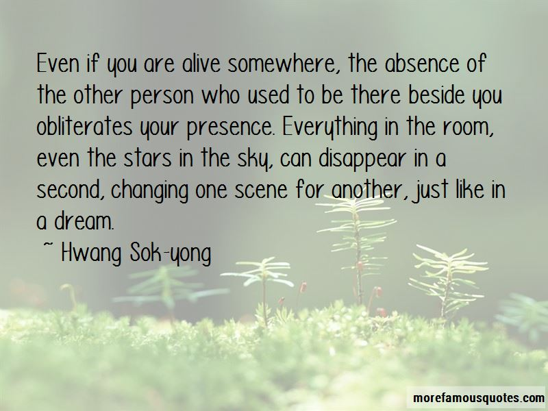 Quotes About One Person Changing Everything