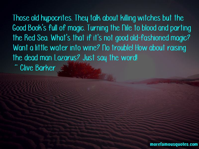 Quotes About Parting The Red Sea