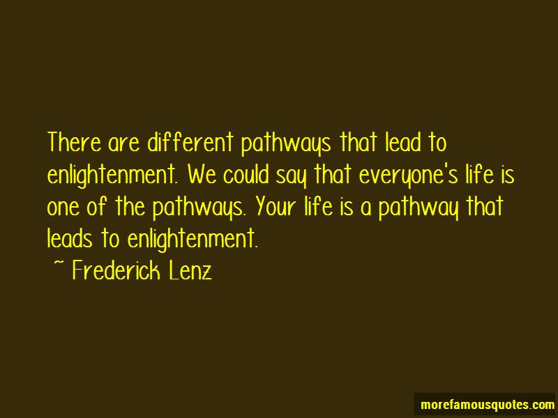 Pathways Of Life Quotes Pictures 4