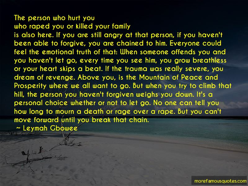 Quotes About Person Who Hurt You