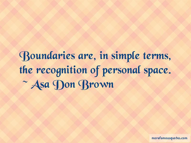 Personal Space Quotes Pictures 2