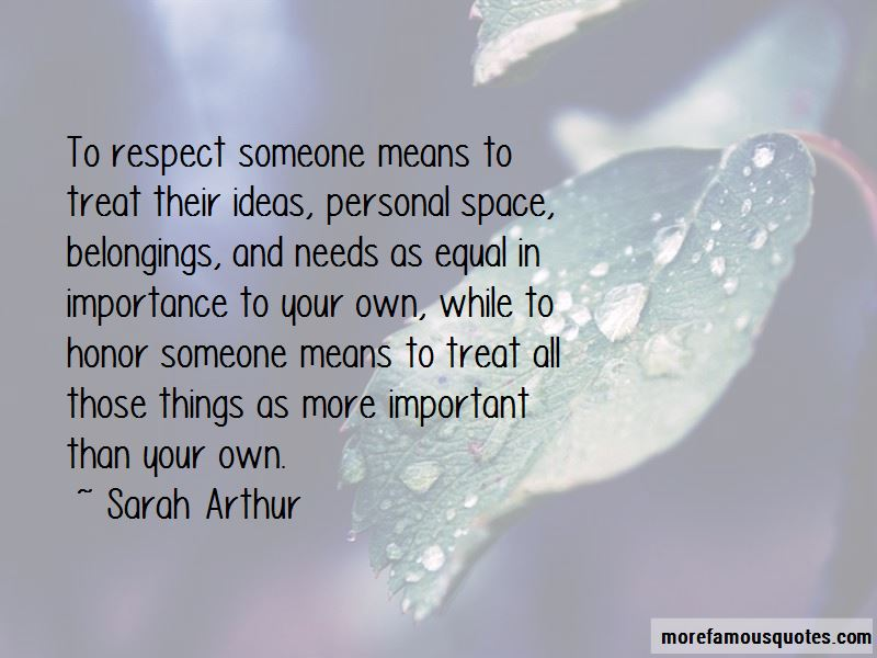 Personal Space Quotes Pictures 4