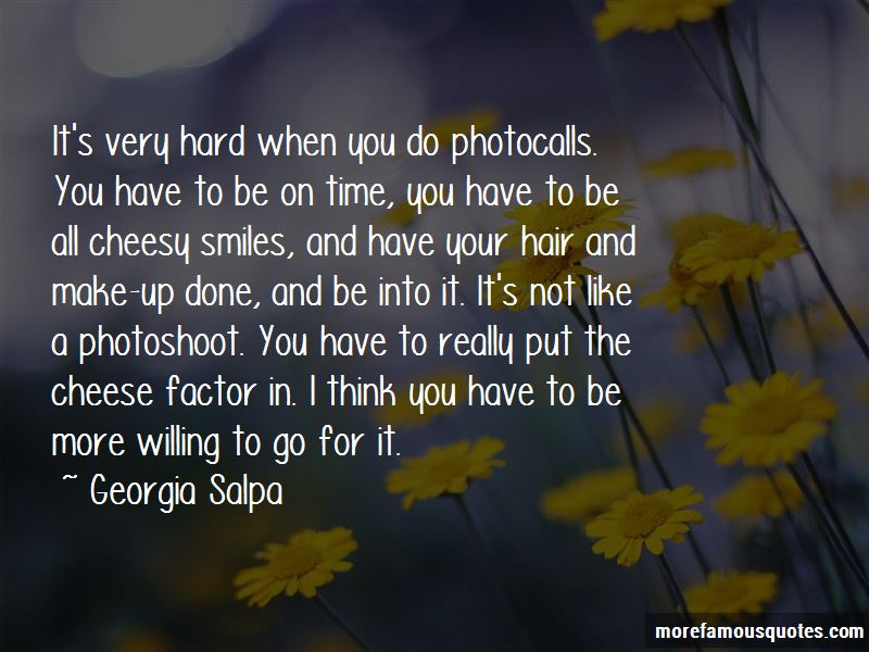 Quotes About Photoshoot