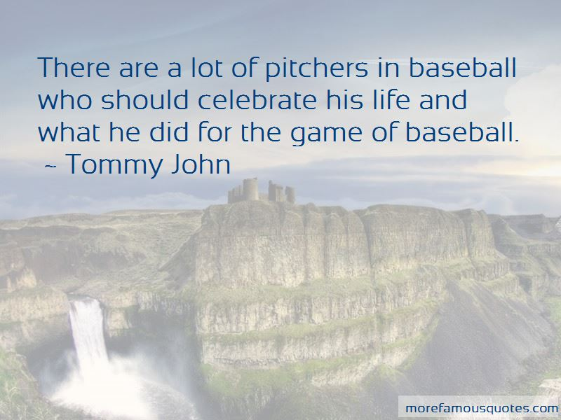 Quotes About Pitchers In Baseball