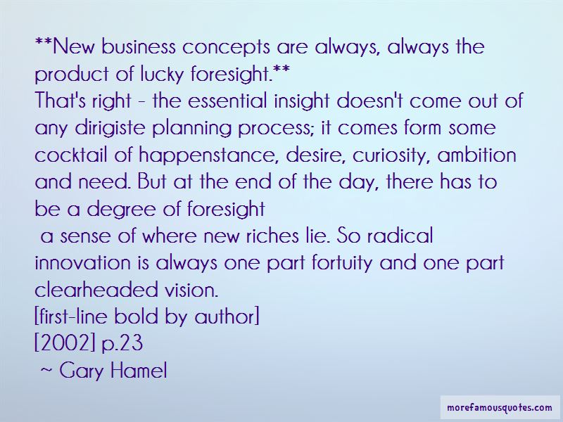Quotes About Planning A Business