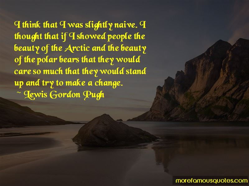 Quotes About Polar Bears