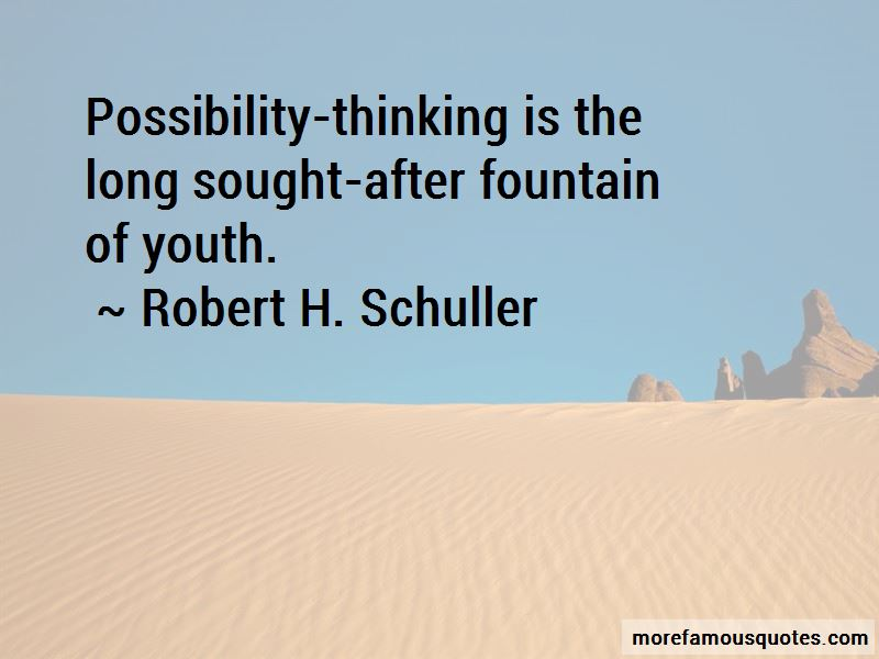Possibility Thinking Quotes Pictures 3