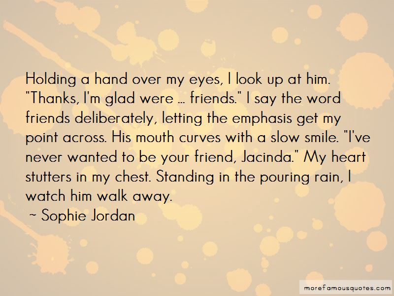 Quotes About Pouring Rain