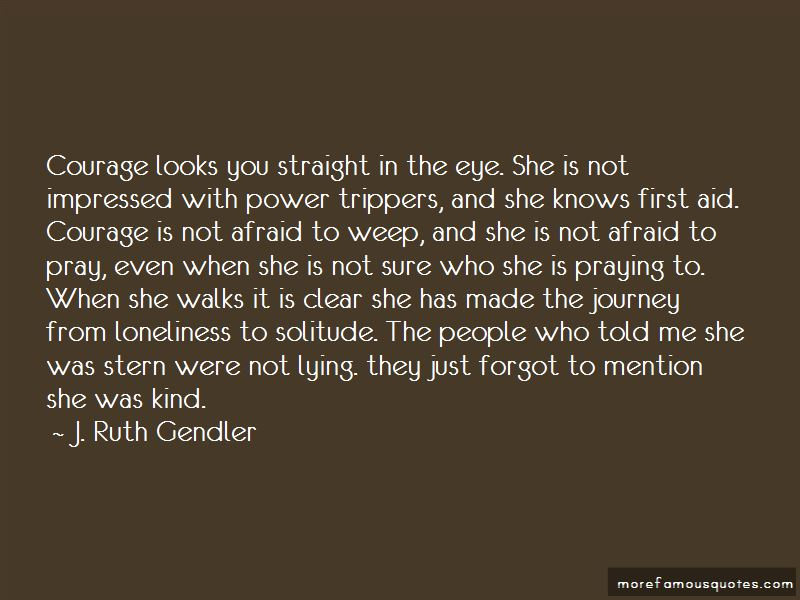 Quotes About Power Trippers