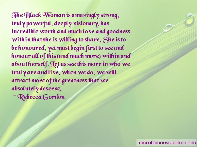 Quotes About Powerful Black Woman