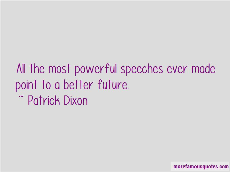 Quotes About Powerful Speeches