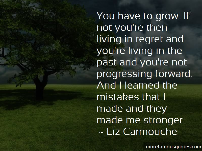 Quotes About Progressing Forward