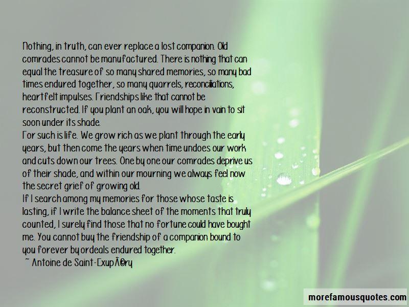 Quotes About Quarrels Of Friendship