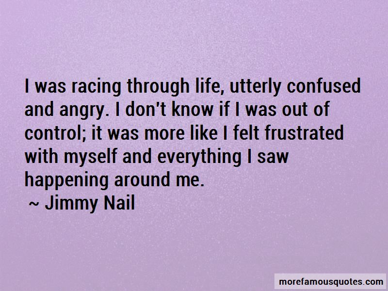 Quotes About Racing Through Life