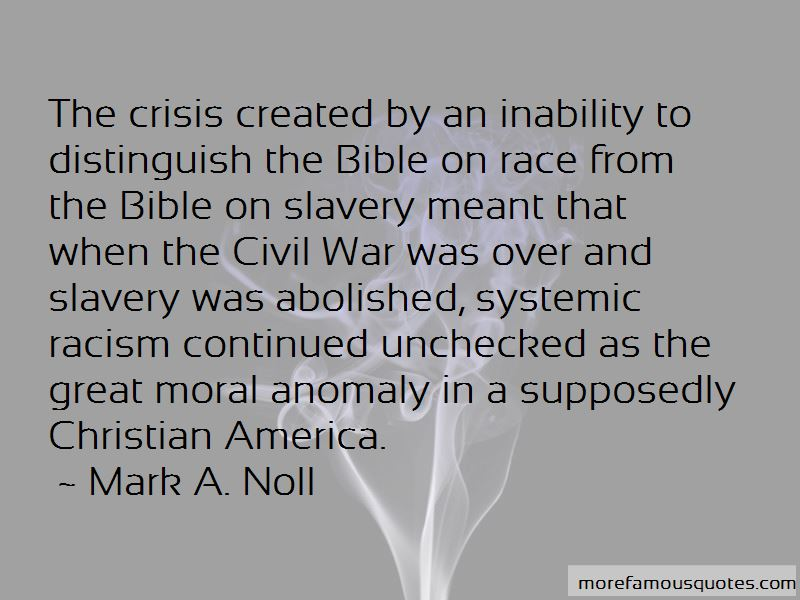 Quotes About Racism In The Bible