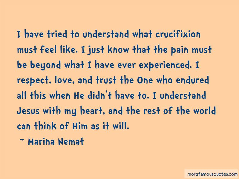 Quotes About Respect Love And Trust Top 38 Respect Love And Trust Quotes From Famous Authors