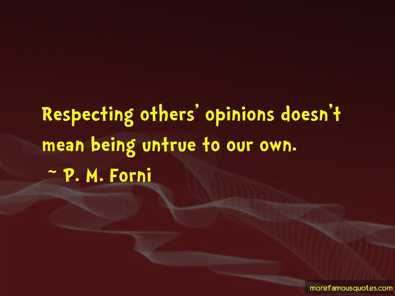 Quotes About Respecting Others Opinions: top 2 Respecting ...