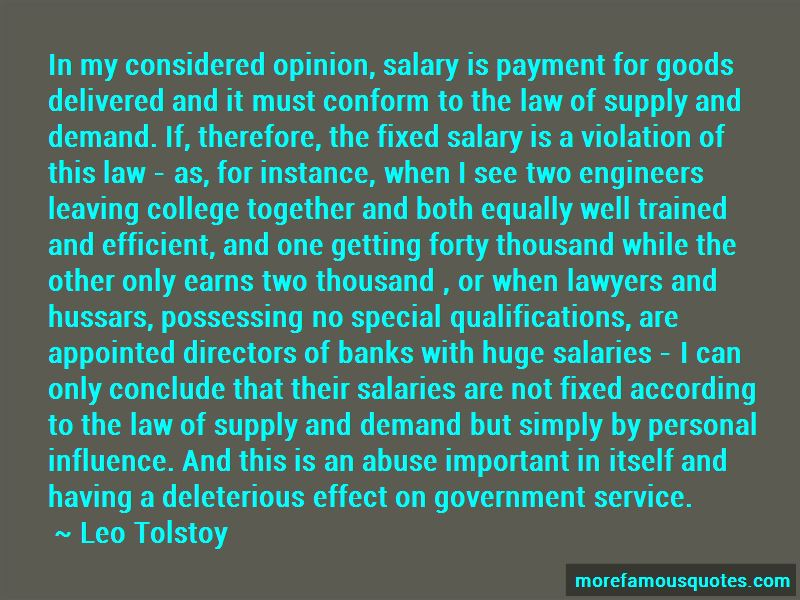 Quotes About Salary Payment