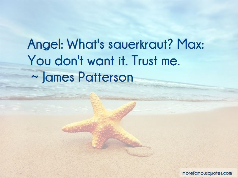 Quotes About Sauerkraut