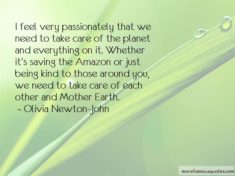 Quotes About Saving The Planet Earth