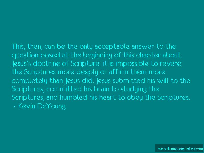 Quotes About Scriptures
