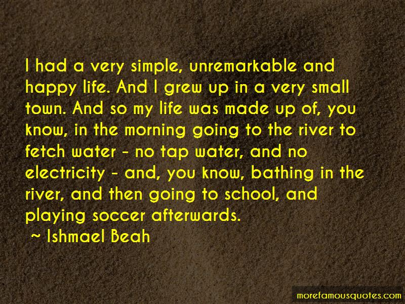 Quotes About Simple And Happy Life Top 33 Simple And Happy Life