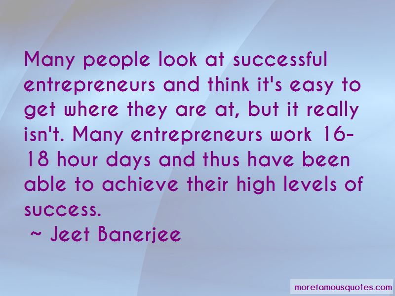 Quotes About Success In Work Top 43 Success In Work Quotes From