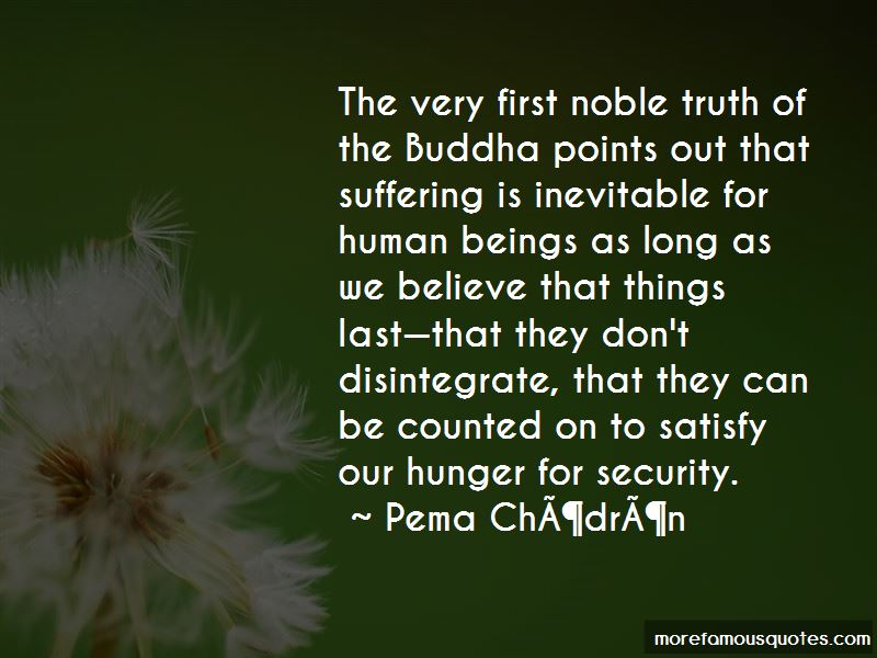Quotes About Suffering Buddha