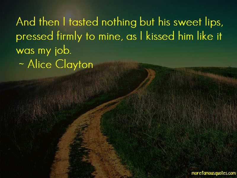 Sweet Lips Quotes Pictures 2