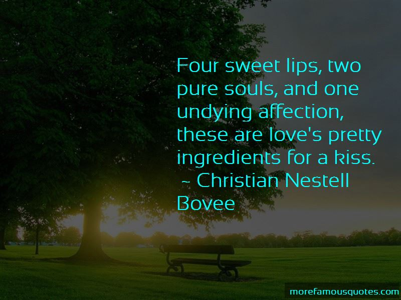 Sweet Lips Quotes Pictures 3