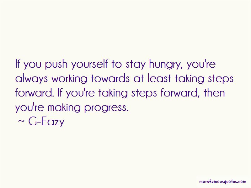 Quotes About Taking Steps Forward
