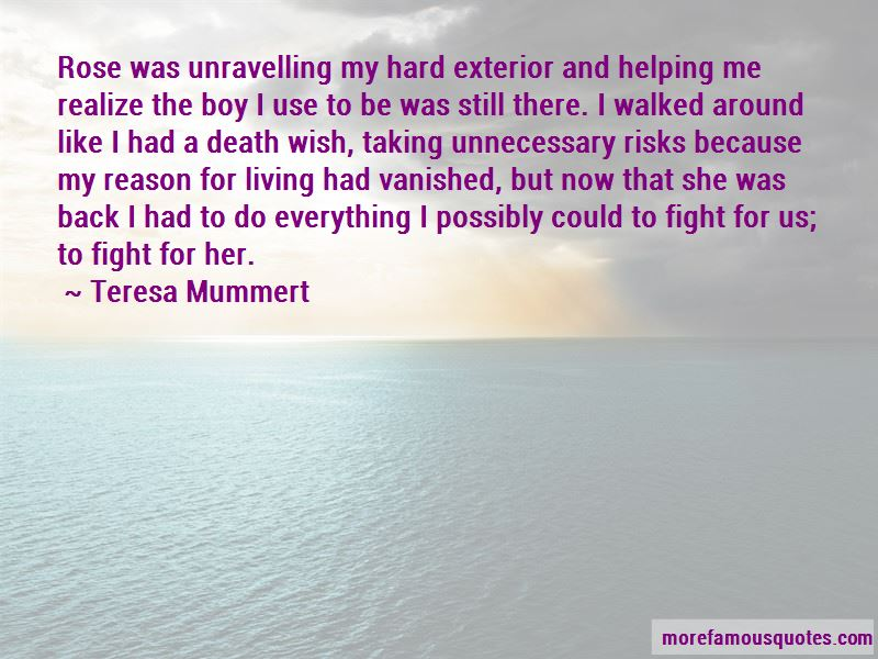 Quotes About Taking Unnecessary Risks