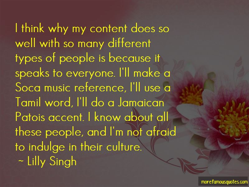Quotes About Tamil Culture