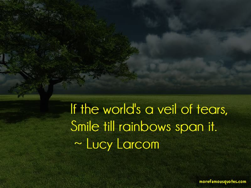 Tears And Rainbows Quotes Pictures 4