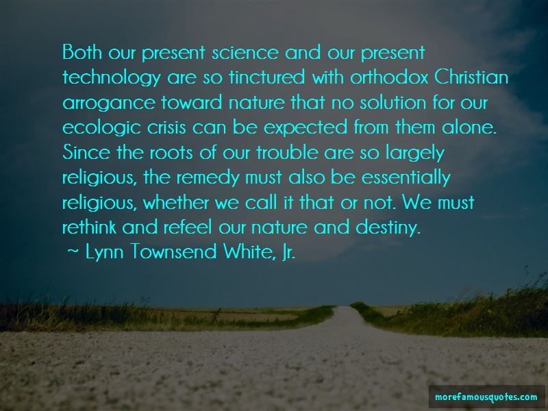 Technology Vs Nature Quotes Pictures 3