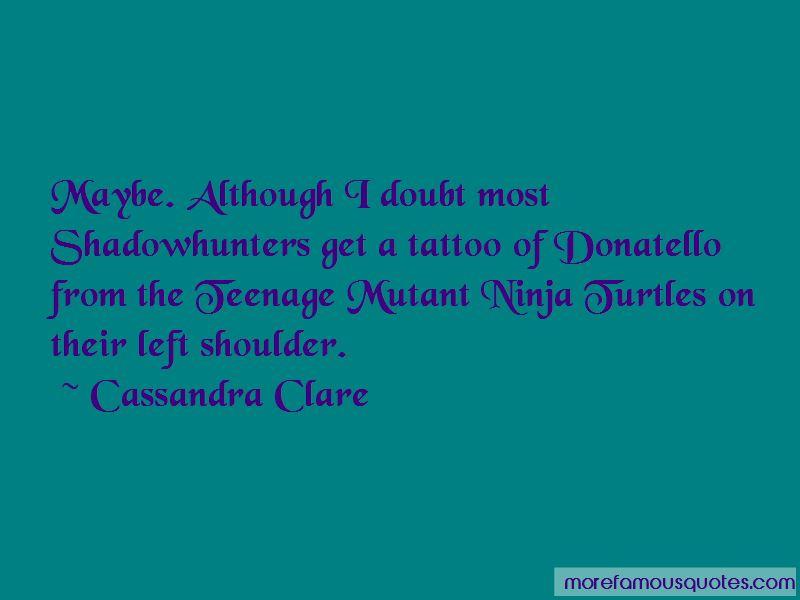 Teenage Mutant Ninja Turtles Quotes Pictures 4