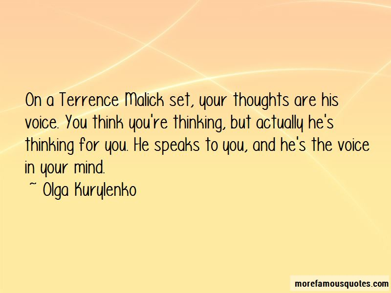 Terrence Malick Quotes Pictures 4
