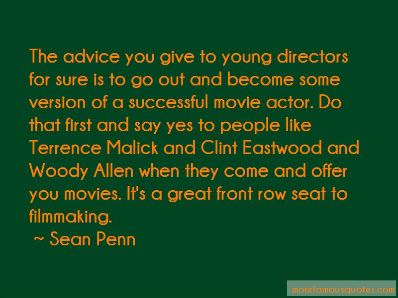 Quotes About Terrence Malick