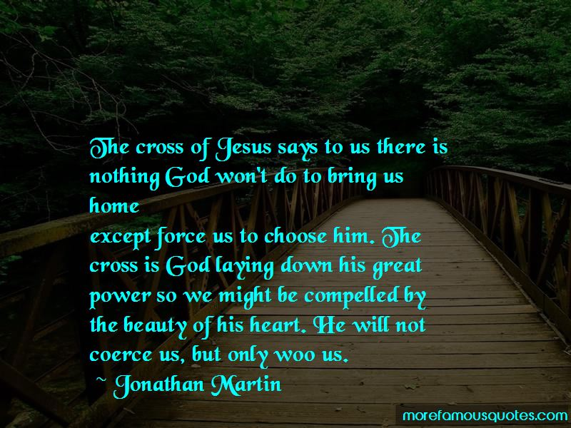 Quotes About The Cross Of Jesus