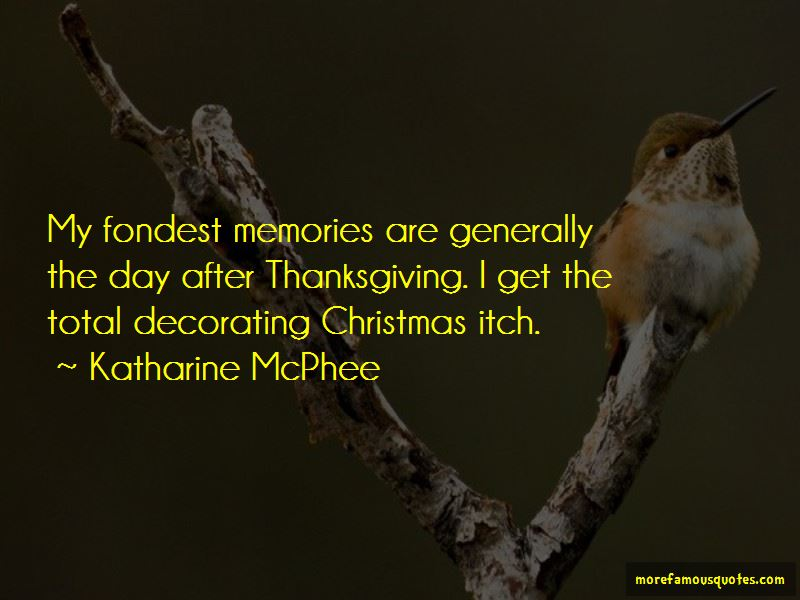 Quotes About The Day After Thanksgiving