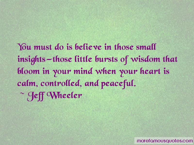 The Heart Vs The Mind Quotes Pictures 3